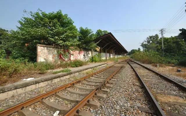 广三铁路石围塘站旧址