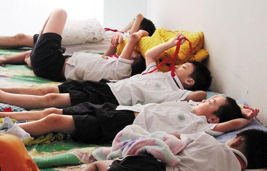 教育改革:广州市小学生午休托管难题再度引起关注
