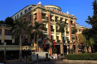 广州沙面建筑群