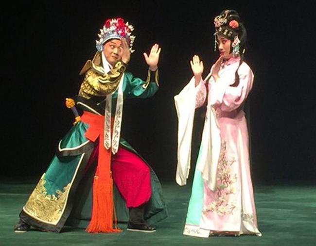 2016广州国际文化产业交易季暨2016广州艺术节开幕