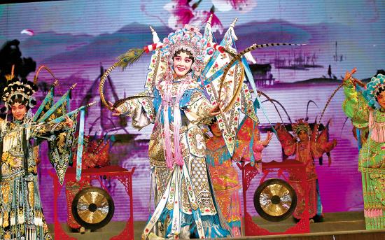 城市规划:广州打造国际戏剧之都欲为世界的舞台