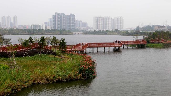 城市规划:广州花都区未来建设国际航空枢纽核心区