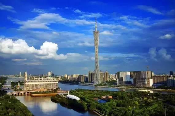 城市规划:广州努力建设森林城市、绿色城市、生态城市