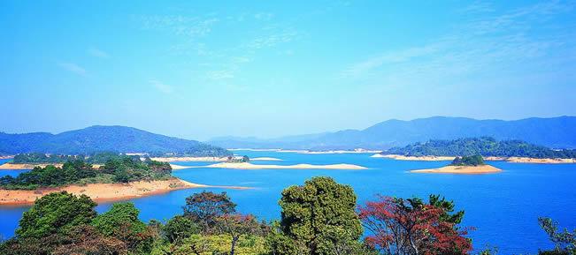 一日游好去处:广东新增三处万绿湖等国家湿地公园