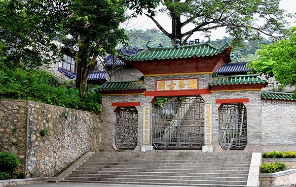 旅游资讯:东莞有哪些森林公园?