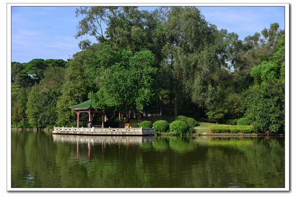 天河公园介绍:一座自然生态景观综合性公园