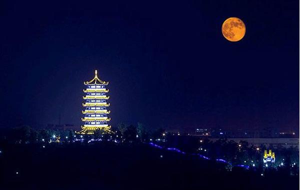 中秋传说之嫦娥奔月的故事