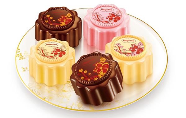 中秋美食:非传统月饼有哪些?