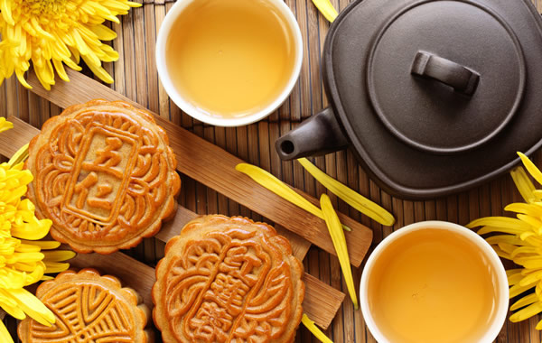 广州中秋美食推荐:品清茶,尝月饼