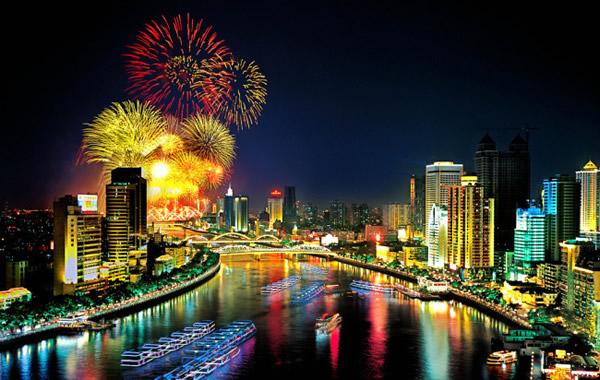 广州中秋节去哪里玩?珠江夜游好盏鬼!