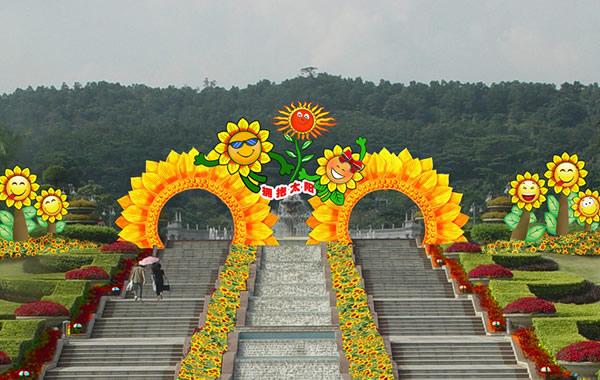 广州中秋赏月好去处:花城明珠云台花园