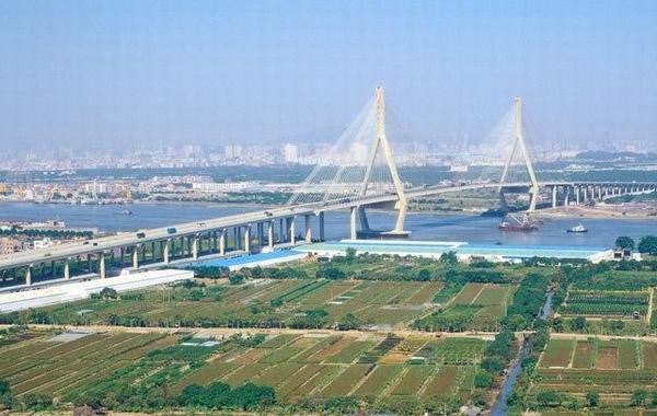 广州中秋去哪里好?到番禺大桥看桥景!
