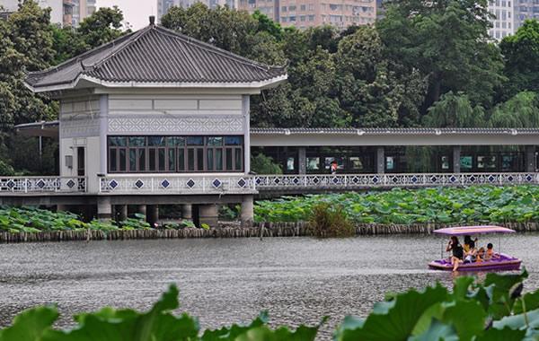 广州中秋节去哪赏月?荔湾湖有得玩有得吃!