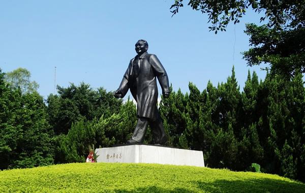 中秋广州周边一日游:深圳莲花山公园
