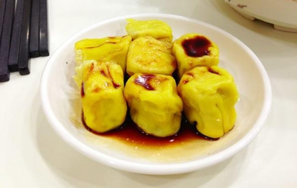 中秋旅游中的美食鱼蓉烧卖吃过了吗?