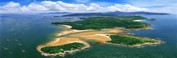 中秋广州周边游去哪里?海陵岛十里银滩!
