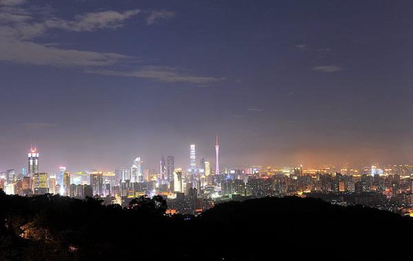 广州中秋游玩去哪里?到白云山登高赏月吧!
