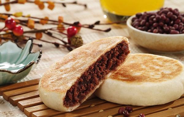 广州中秋国庆美食节:连州星子豆沙饼