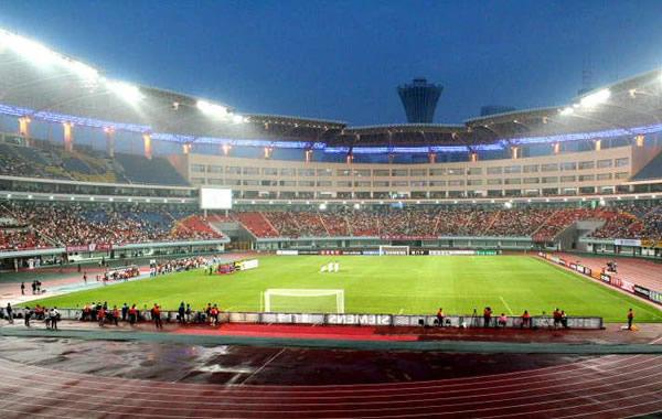 广州中秋节的活动:运动大健身