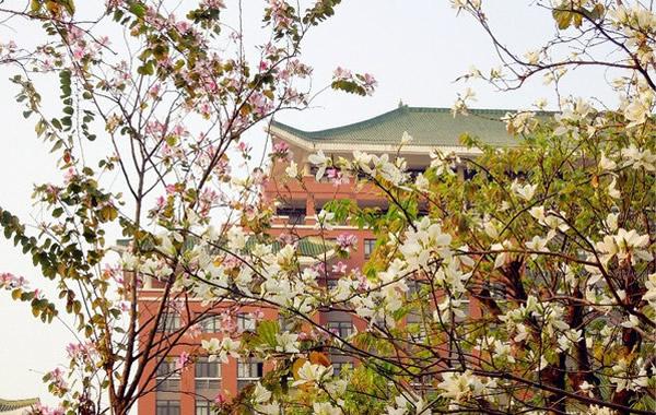 广州中秋旅游胜地:华南农业大学