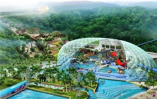 广州中秋放假去哪里玩?珠海长隆度假村很赞!