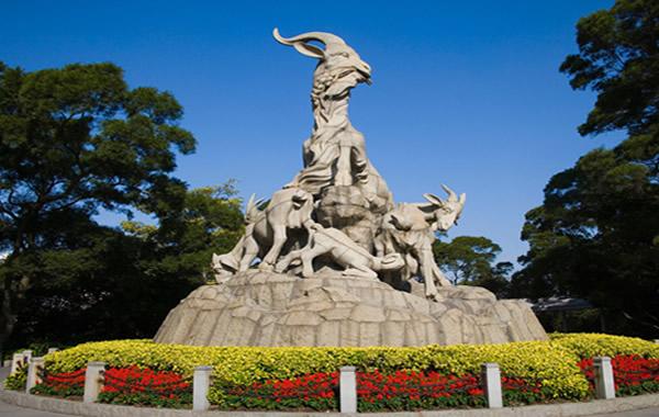 广州市旅游胜地推荐:越秀公园
