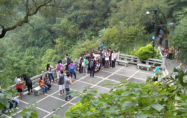 自助休闲游好去处:广州白云山