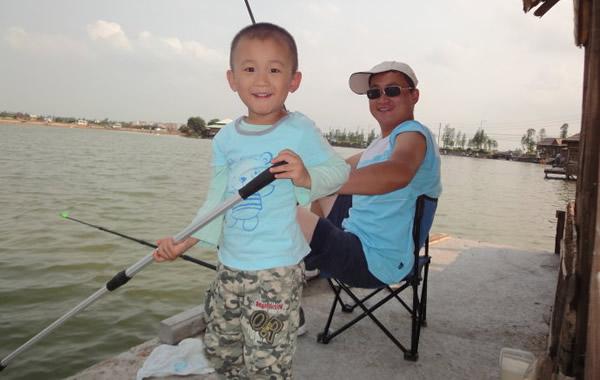 广州国庆节哪里旅游?去海鸥岛钓鱼!