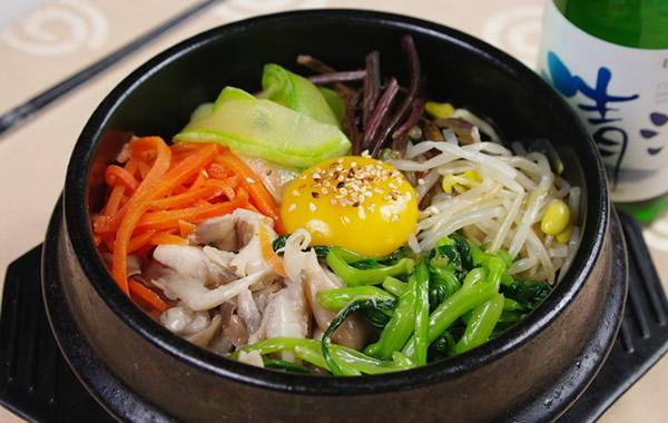 10.1旅游到广州尝尝韩式传统拌饭