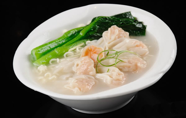广州西关传统美食云吞面怎么做?