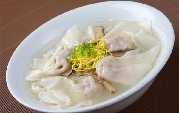 广州西关传统美食云吞面的介绍