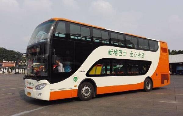 2016年国庆节广州双层旅游观光巴士路线