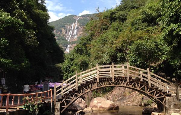 广州十一旅游推荐:增城白水寨一日游