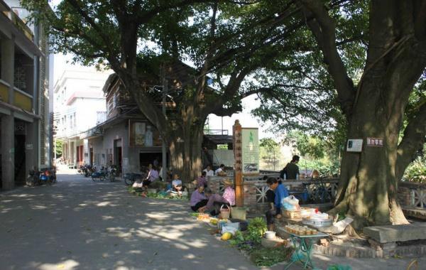 国庆长假亲子游:广州最美乡村大稳村你去过了吗?