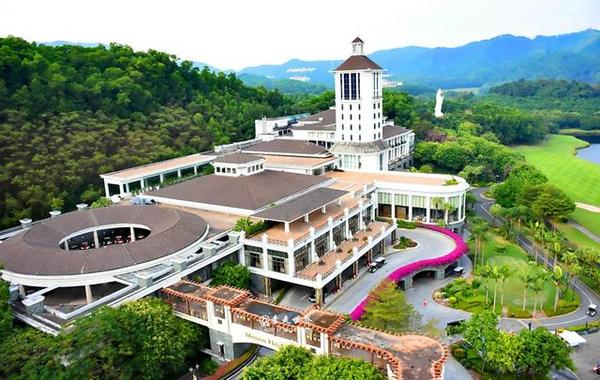广州国庆亲子游到东莞观澜湖度假吧!