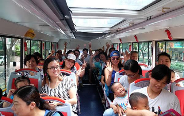 一日游推荐:广州旅游观光巴士大热