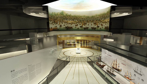 广州十三行博物馆正式开馆免费开放!