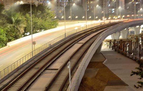 广州地铁14号线一期土建工程完成50%