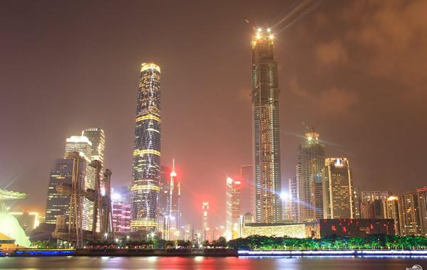 广州成国庆黄金周假期热门旅游城市