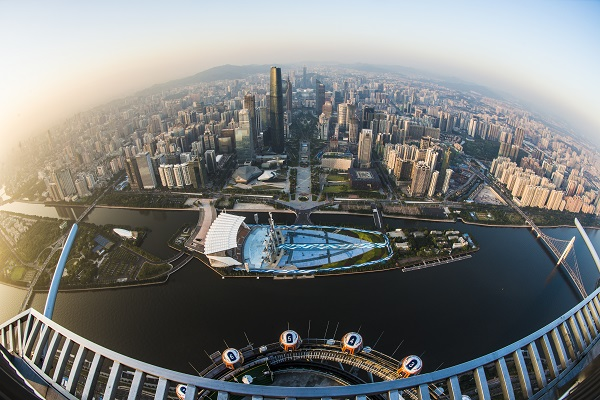 广州塔成重阳节登高祈福最佳地点