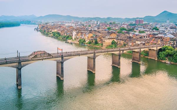 梅州松口千年古镇景点介绍