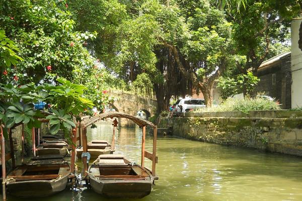 11月去哪玩?到逢简水乡享受小桥流水的清幽!