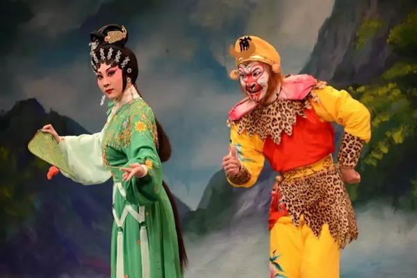 广东粤剧院10月10日开始欧洲巡演