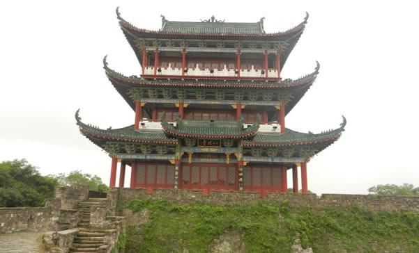 11月旅游地:到梅关古道感受历史的沧桑