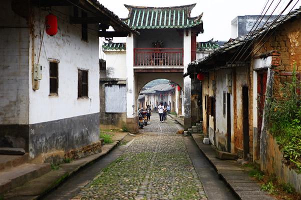 秋天旅游好地方:到珠玑古巷寻找广府人的根