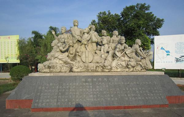 南雄珠玑古巷一日游