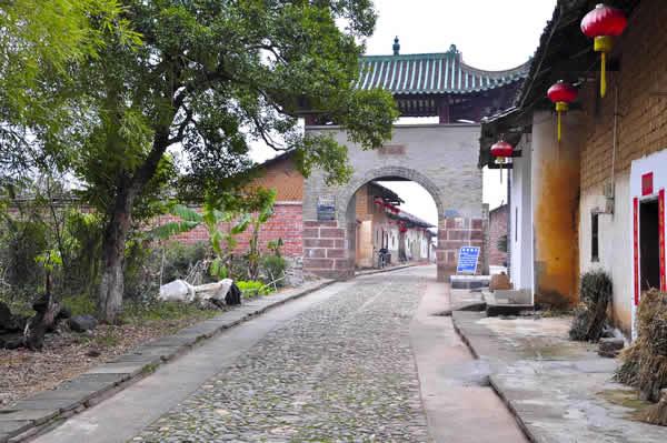 11月旅游淡季回珠玑古巷寻找祖先吧!