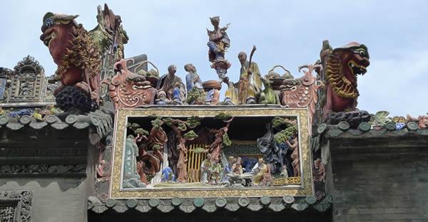 11月初旅游哪里好?到陈家祠欣赏岭南文化特色!