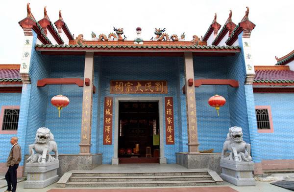 11月周末痛快玩到珠玑古巷探访岭南文化