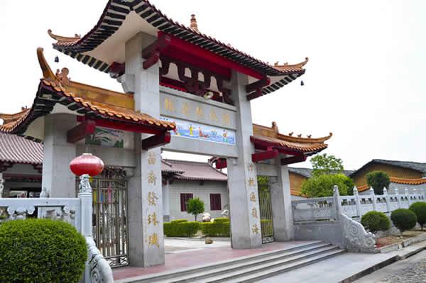 广东南雄珠玑古巷的由来